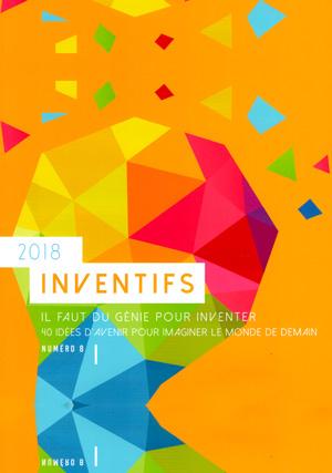 Oriboard dans la Revue des Inventifs 2018_couv